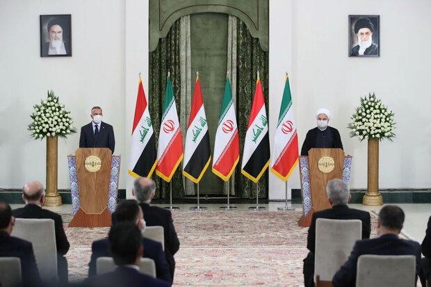 ایران اور عراق کا باہمی تجارت کو 20 ارب ڈالر تک پہنچانے کا پختہ عزم