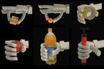 تولید ربات ویژه حمل و نقل اشیای ظریف و شکننده