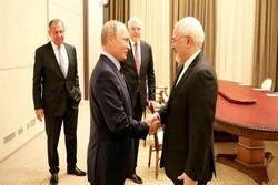 Cumhurbaşkanı Ruhani'nin önemli mesajı Rus liderine sunuldu