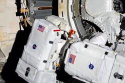 راهپیمایی فضایی ۵ ساعته فضانورد ناسا قبل از بازگشت به زمین