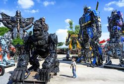 موزه رباتهای تخیلی تایلند