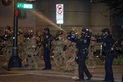 California police prepare for possible post-election protests