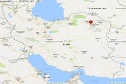 زلزال بقوة 4. 4 درجة يضرب شرق ايران