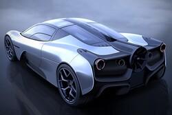 عرضه خودروی قدرتمند و سبک با موتور ۶۵۴ اسب بخاری