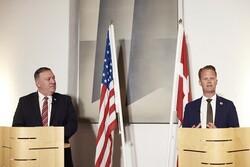 پمپئو: تلاش میکنیم مانع از نفوذ روسیه و چین در شمالگان شویم