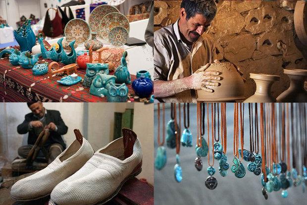 ۶۷۰ میلیارد ریال تسهیلات کرونا به هنرمندان صنایعدستی پرداخت شد
