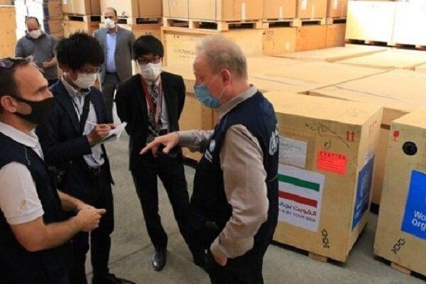 ايران تستلم 16 جهازاً متطوراً للتصوير المقطعي من الصحة العالمية
