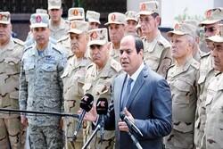 طرح نظامی مصر برای مداخله در لیبی؛ تلاش برای امتیازگیری سیاسی