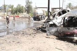 Twin bombings target support convoy for US forces in Iraq