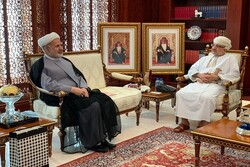 Iran-Oman ties at highest level: envoy