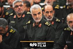 ایران کے روحانی پیشوا کا شہید قاسم سلیمانی کے قتل کا انتقام لینے کا عزم