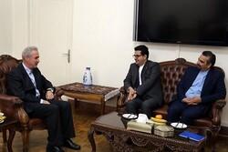 Developing economic ties with Azerbaijan, Iran's top priority