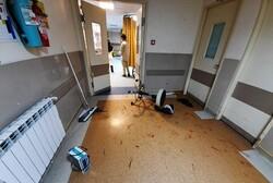 پلیس در حال انجام تحقیقات لازم و بررسی دوربینهای بیمارستان اهر است
