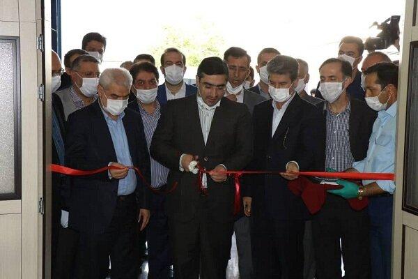 یک واحد تولیدی ابزار پزشکی در ارومیه افتتاح شد