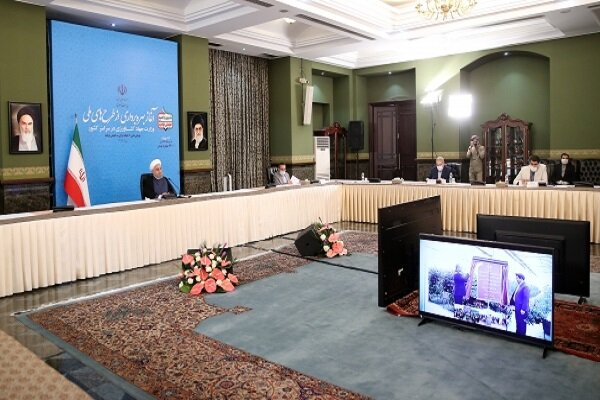 Rouhani calls for a move toward agricultural modernization