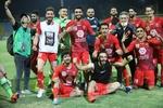 اظهارنظر گلمحمدی و بازیکنان پرسپولیس پس از پوکر قهرمانی در لیگ