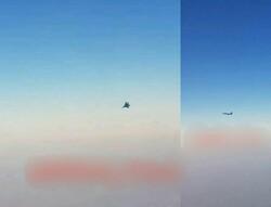 مقاتلتان اسرائيلیتان تعترضان طائرة ركاب ايرانية في اجواء سوريا