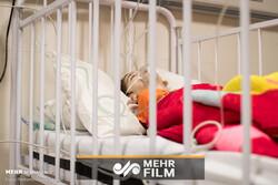 کودکان مبتلا به کووید ۱۹