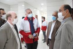 مرکزطب تسکینی سرطان هلال احمر گلستان هفته دولت به بهره برداری می رسد