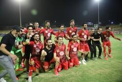 Persepolis wins fourth successive IPL title