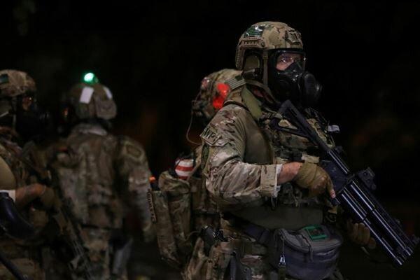 الشرطة الامريكية تهاجم وسائل الإعلام المستقلة في مدينة سياتل بولاية واشنطن