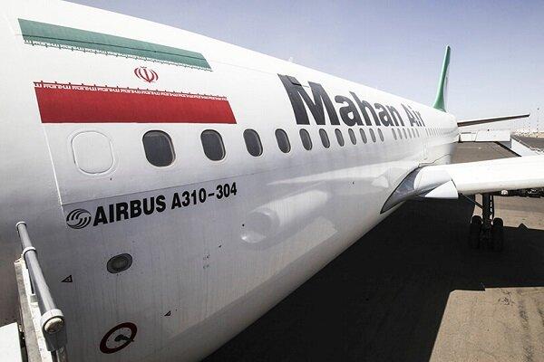 استئناف الرحلات الجوية بين ايران والعراق