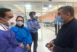رشد ۳۰۰ درصدی بستریهای مبتلا به کرونا در مراکز علوم پزشکی مشهد
