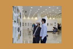 ۱۹۹ اثر از ۹۹ هنرمند در نمایشگاه سالانه آثار هنری مهرسان