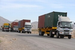 Iran-Uzbekistan stress on boosting road transport ties