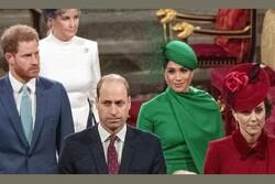 روابط خانواده سلطنتی بریتانیا تلخ شده است
