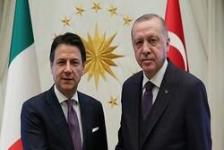 Erdoğan, İtalya Başbakanı Conte ile telefonda görüştü