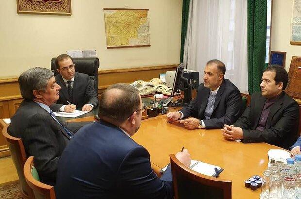 Tehran, Moscow confer on regional, Afghanistan affairs