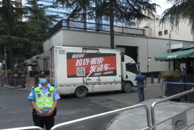 VIDEO: Chengdu US consulate prepares for closure