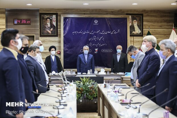 Meeting held between PBO chief, Martyrs Foundation's head