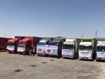 ارسال کالا به آسیای میانه از طریق  افغانستان و تاجیکستان/کریدور ترانزیتی کتای رسما افتتاح شد