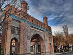 هشت دروازه نماد هشت بهشت/ دروازهها هویتهای فراموش شده تاریخی تبریز