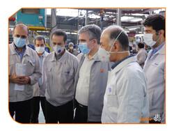 سهم ۴۷ درصدی زامیاد از خودروهای تجاری کشور / تداوم عملکرد زامیاد برای تحقق «جهش تولید»