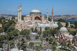WAIA issues statement on reopening Hagia Sophia Mosque