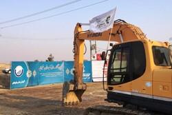 انجام۳۰کیلومتر از پروژه آبرسانی غیزانیه توسط قرارگاه خاتم الانبیا