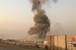 بغداد کے جنوب میں دھماکہ