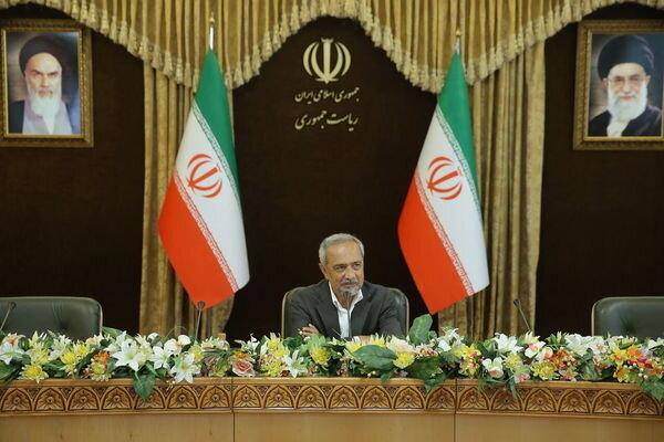 Tehran-Tashkent economic relations increasing: VP Nahavandian