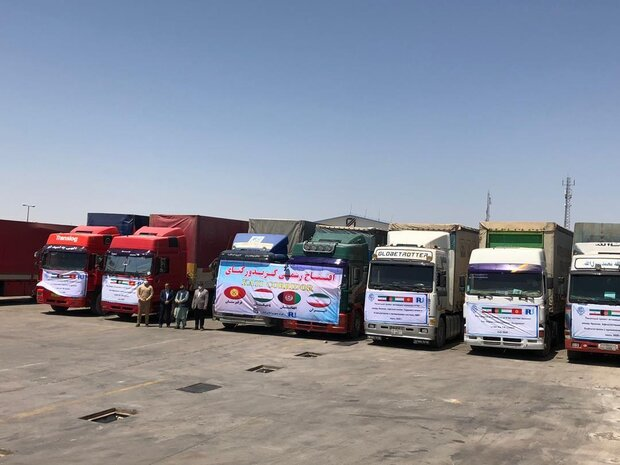 KTAI corridor launched to connect Iran to central Asia