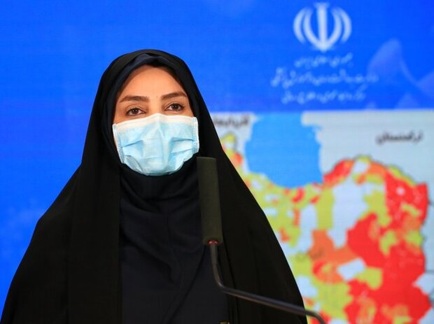 ايران ... تسجيل 165 حالة وفاة جديدة جراء كورونا والإصابات الجدد 2،247 شخصاً