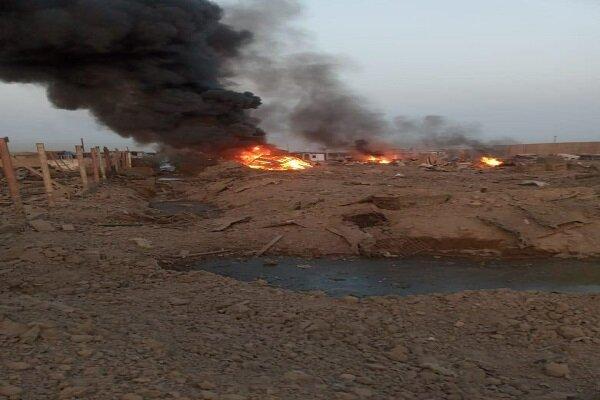 Irak Savunma Bakanlığından 'patlama' açıklaması