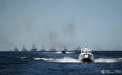 روسیه دستور کار رزمایش دریایی پاسیفیک را اعلام کرد