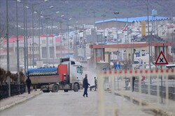 Iran, Iraq resume trade activity in Mandali Border Crossing