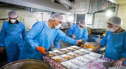 پخت ۳۰ هزار پرس غذای گرم به مناسبت عید غدیر در کرمانشاه