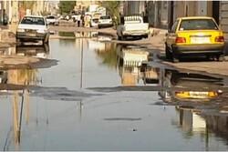 حکایت تلاقی آب و فاضلاب در اهواز