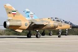 """إقامة مراسم تخرج الدفعة الأولى من طياري مقاتلات """"ميراج"""" في """"تشابهار"""" جنوب شرق ايران"""