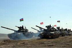 جمهوریآذربایجان و ترکیه رزمایش زمینی و هوایی برگزار میکنند